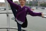 Dev dönmedolap London Eye`da